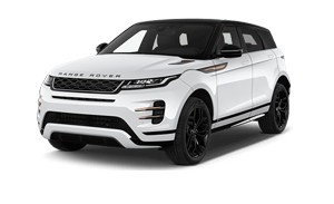 location range rover evoque